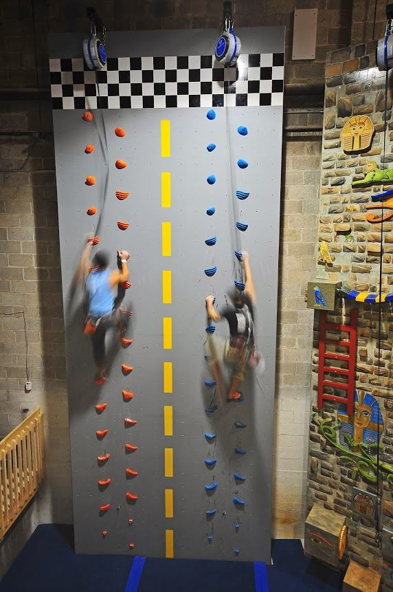 First Time Grand River Rocks Climbing Gym