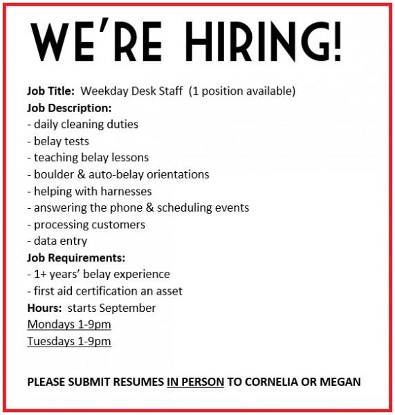 Aug2015-hiringdeskjob